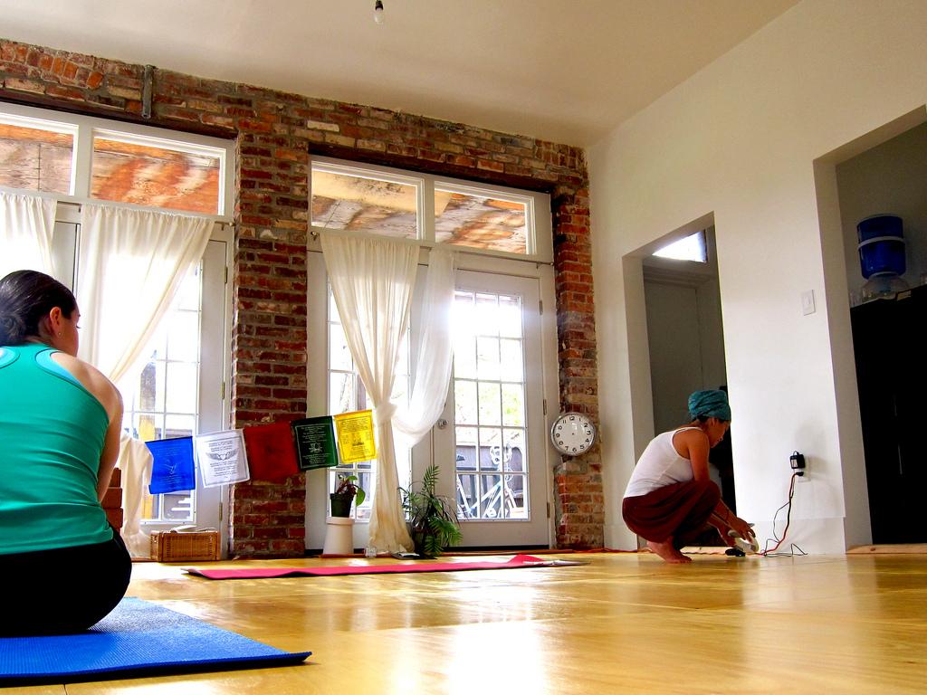 Yoga District