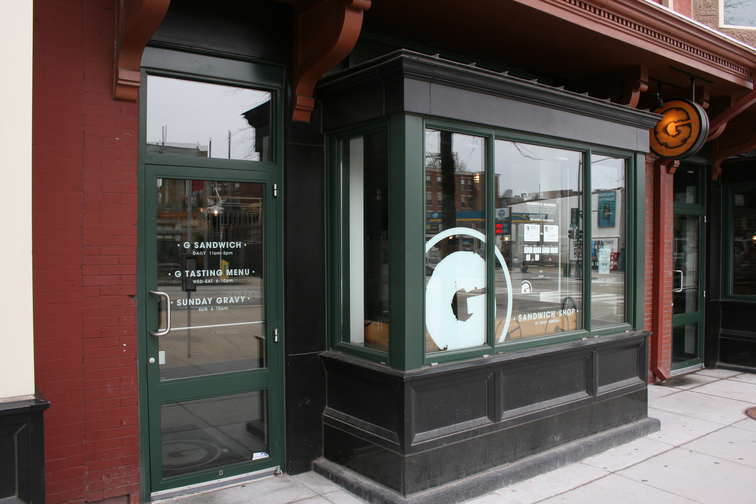 G by Mike Isabella