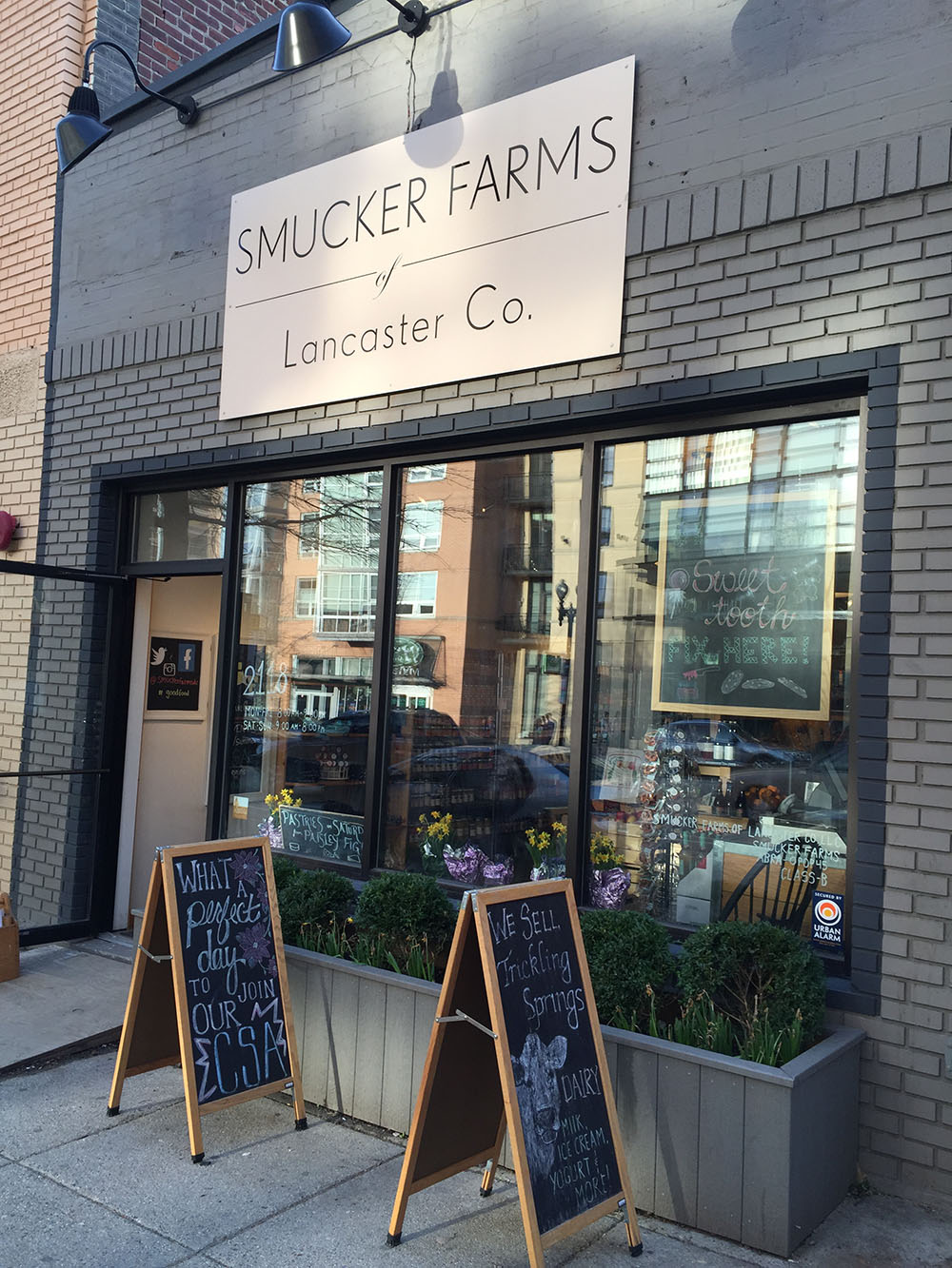Smucker Farms of Lancaster County