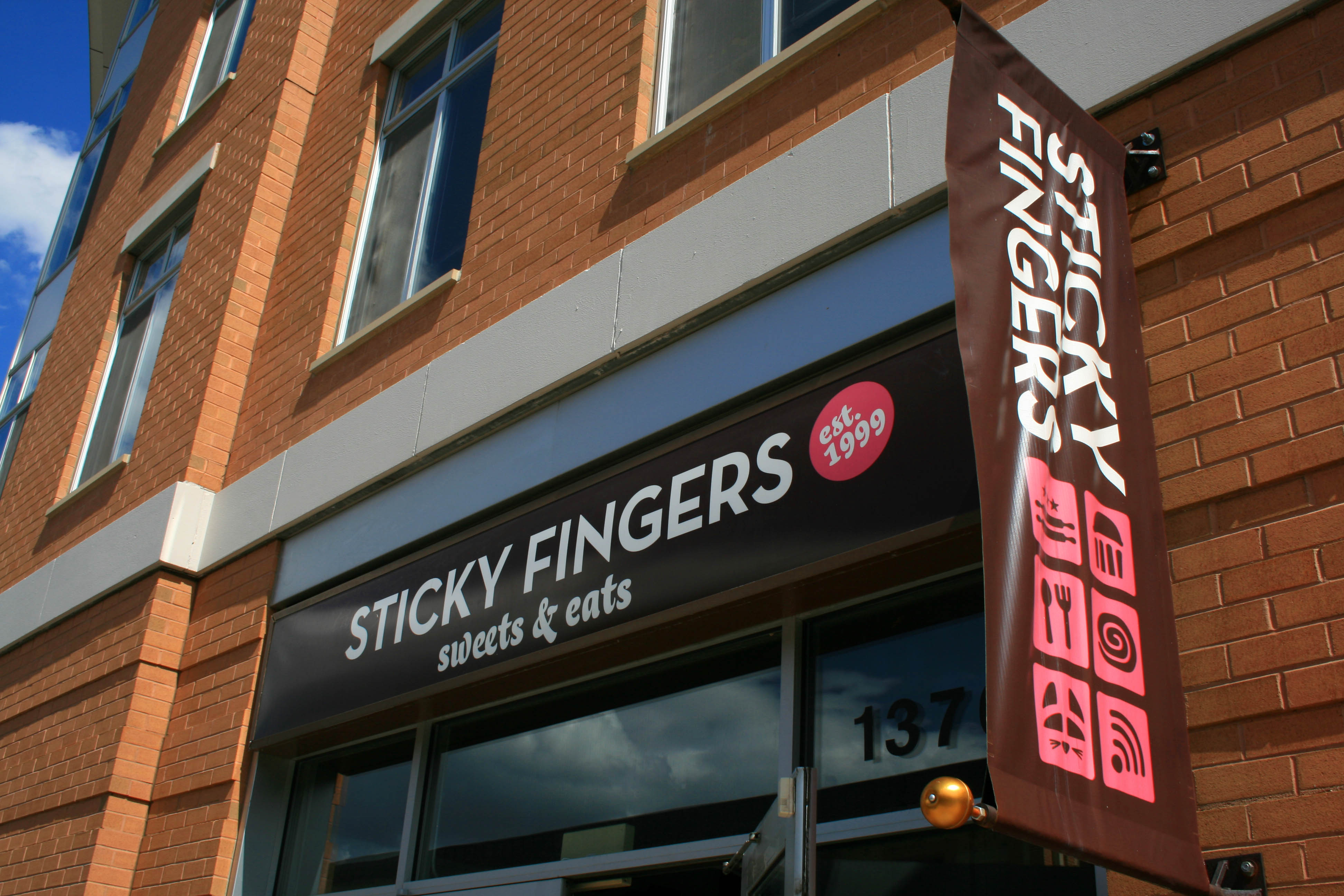 Sticky Fingers Bakery