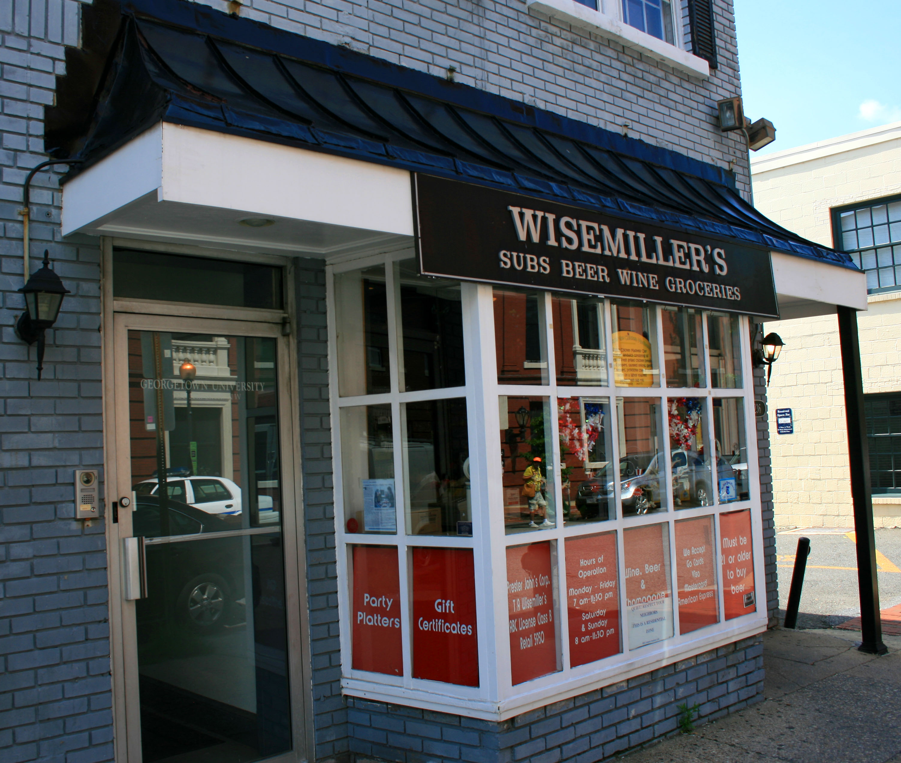 Wisemiller's Grocery and Deli
