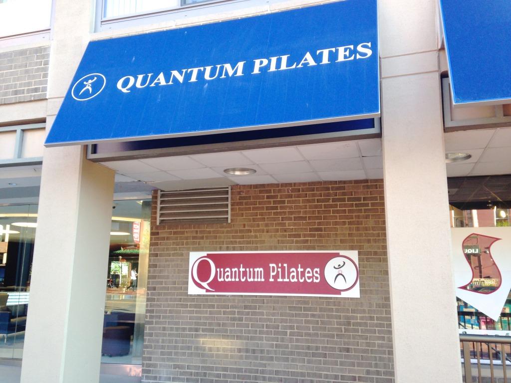 Quantum Pilates