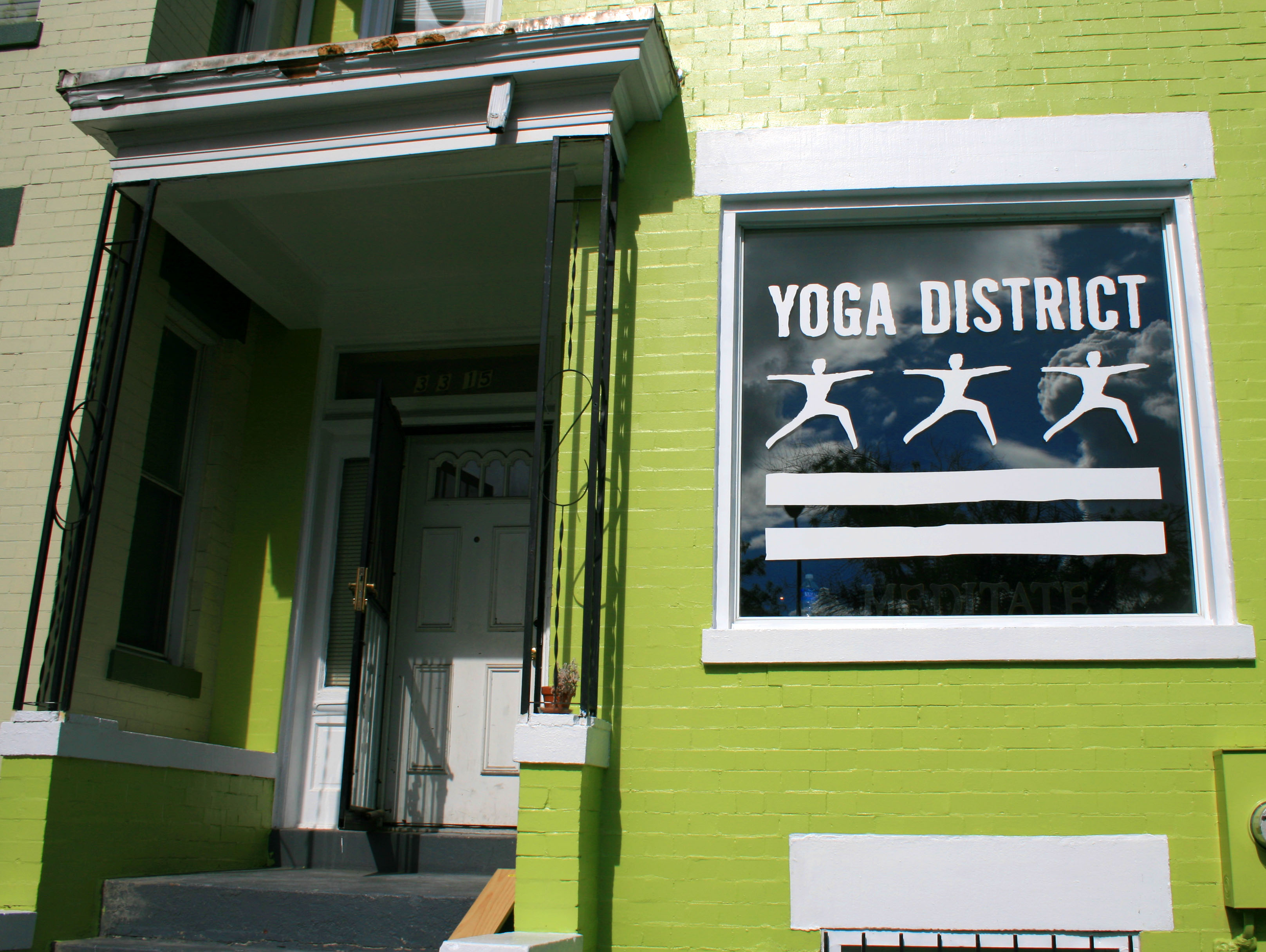 Yoga District