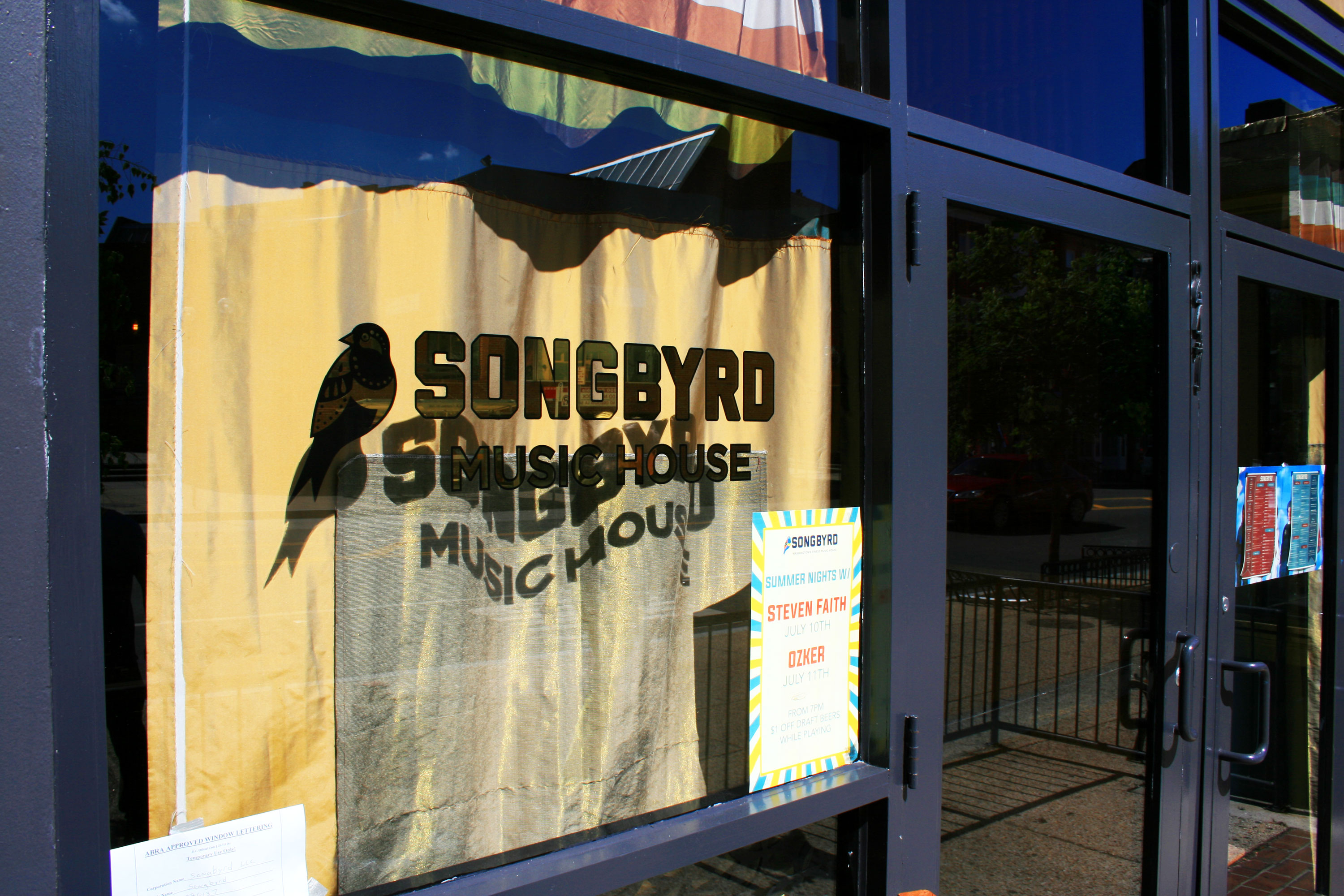 Songbyrd Record Cafe