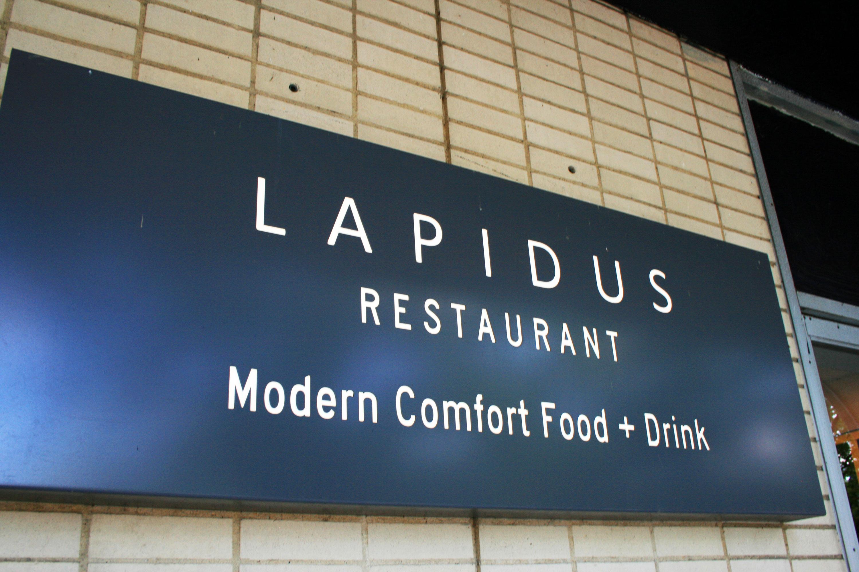 Lapidus Restaurant