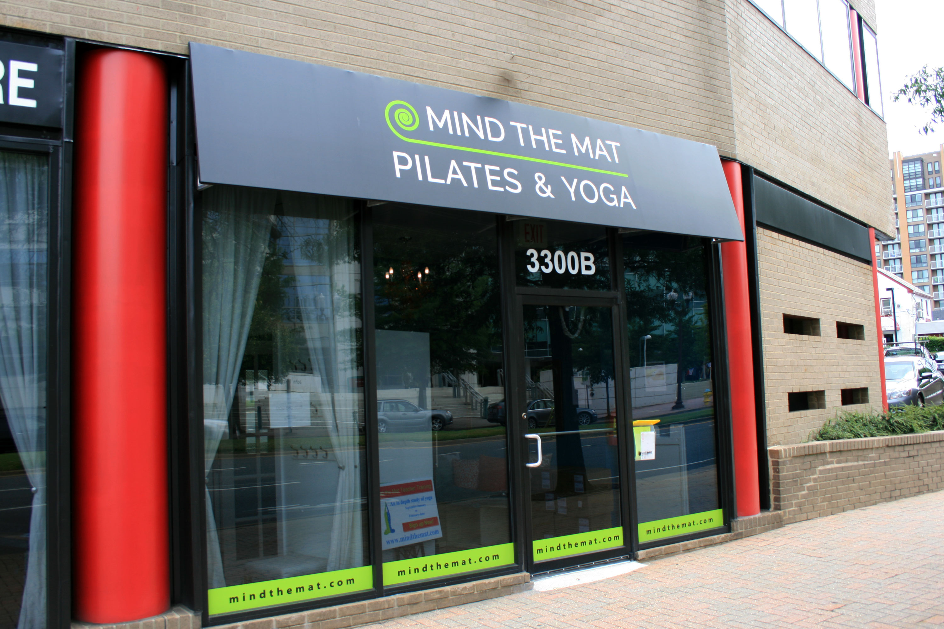 Mind the Mat Pilates
